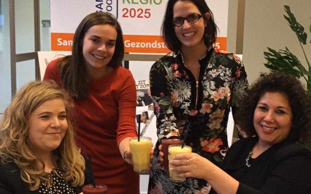 De Gezonde School nieuw project Samen voor de Gezondste Regio 2025