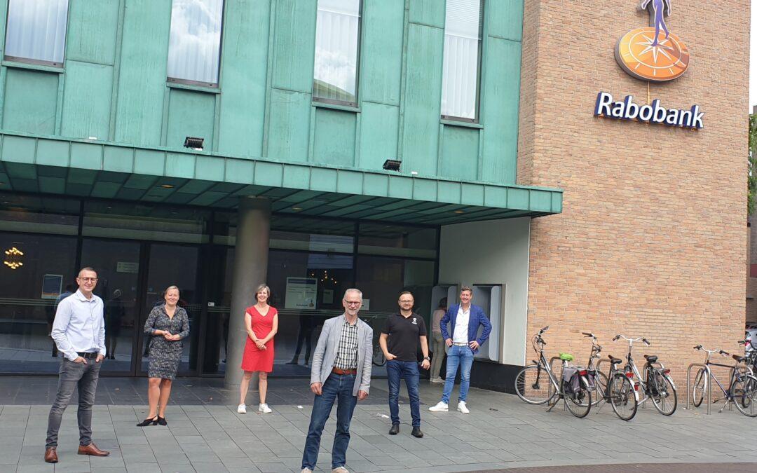 Café Integracja zet zich voort als stichting